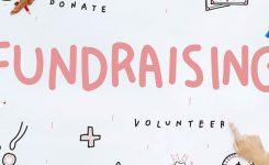 La levée de fonds pour les organisations et les associations.